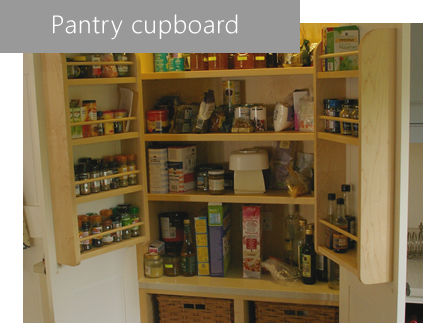 woodcrafts of oxford pantry cupboard