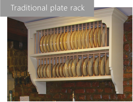 woodcrafts of oxford plate rack